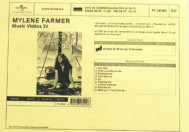 Mylène Farmer Music Videos 4 Bon de précommande France