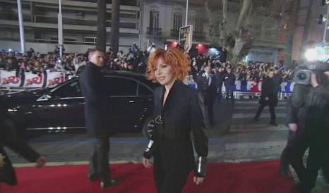 Mylène Farmer NRJ Music Awards 2011