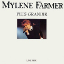 Single Plus Grandir Live (1990) - 45 Tours