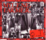 Mylène Farmer Q.I CD Maxi Europe / Canada