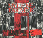 Mylène Farmer Q.I CD Maxi France