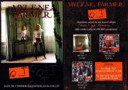Mylène Farmer Q.I Plan Promo France