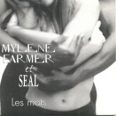 Single Les mots (2001) - CD Promo