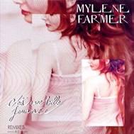 Mylène Farmer C'est une belle journée Maxi Vinyle