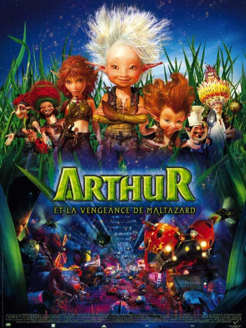 Arthur et la vengeance de Malatazard