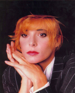 Mylène Farmer 1987 Photo Elsa Trillat