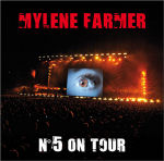 Mylène Farmer N°5 on Tour