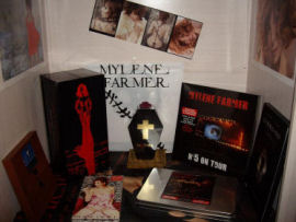 Mylène Farmer Collection de Sylvain (FAITH)