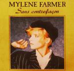 Mylène Farmer Sans contrefaçon 45 T Promo