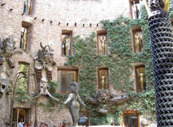 Théâtre Musée Salvador Dali Figueres