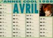 Mylène Farmer Cool Décembre 1987