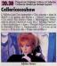 Mylène Farmer Télé Loisirs 23 novembre 1987