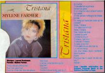 Mylène Farmer OK ! 29 juin 1987