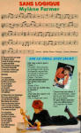 Mylène Farmer Presse 27 mai 1989
