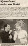 Mylène Farmermylene.netPresse 1997 La Dépêche 10 avril 1997