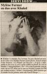 Mylène Farmermylene.netPresse 1997 La Dépêche 17 avril 1997
