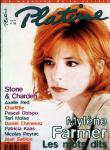 Mylène Farmer Presse Platine Mars 1997