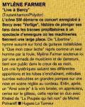 Mylène Farmermylene.netPresse 1997 Virgin Mag N°17