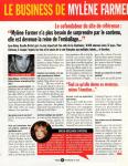 Mylène Farmer Presse Entrevue Février 2001