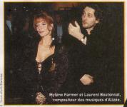 Mylène Farmer Presse Mickey Magazine 2001
