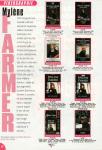 Mylène Farmer Presse Platine Juin Juillet Août2001