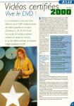 Mylène Farmer Presse Platine Mars 2001
