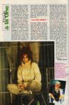 Mylène Farmer Presse Télé Magazine Programmes du 31 mars au 06 avril 2001