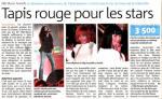 Mylène Farmer Presse Metro Côte d'Azur 19 janvier 2009