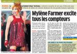Mylène Farmer Le Matin Bleu