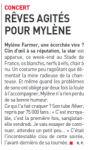 Mylène Farmer Presse 20 minutes 14 septembre 2009