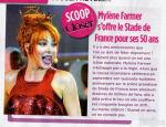 Mylène Farmer Presse Closer 11 juillet 2009