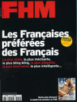 Mylène Farmer Presse FHM Novembre 2009