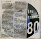 Mylène Farmer France Soir 20 juillet 2009