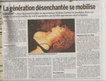 Mylène Farmer Presse La Liberté 28 août 2009