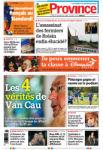 Mylène Farmer Presse La Province 21 septembre 2009