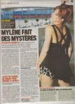 Mylène Farmer Presse Le Matin 28 août 2009