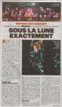 Mylène Farmer Presse Le Matin 07 septembre 2009