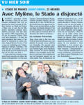 Mylène Farmer Presse Le Parisien 12 septembre 2009