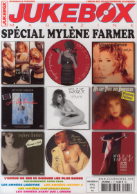 Mylène Farmer Presse Jukebox Magazine Avril 2009