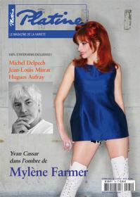 Mylène Farmer Presse Platine Octobre 2009