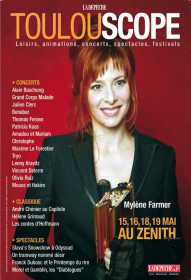 Mylène Farmer Presse Toulouscope 25 janvier 2009