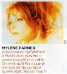 Mylène Farmer Presse VSD 29 juillet 2009