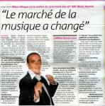Mylène Farmer Presse Metro 16 janvier 2009