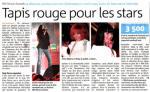 Mylène Farmer Presse Metro Nice 21 janvier 2009