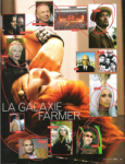 Mylène Farmer Presse Têtu Janvier 2011
