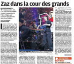 Mylène Farmer Presse Le Parisien Aujourd'hui en France 22 janvier 2011