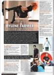 Mylène Farmer Only For DJ'S Juillet Août 2011