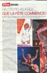 Mylène Farmer Presse Télé Magazine 17 janvier 2011