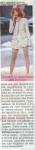 Mylène Farmer Presse Télé Z 17 janvier 2011