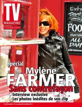 Mylène Farmer TV Magazine 2011